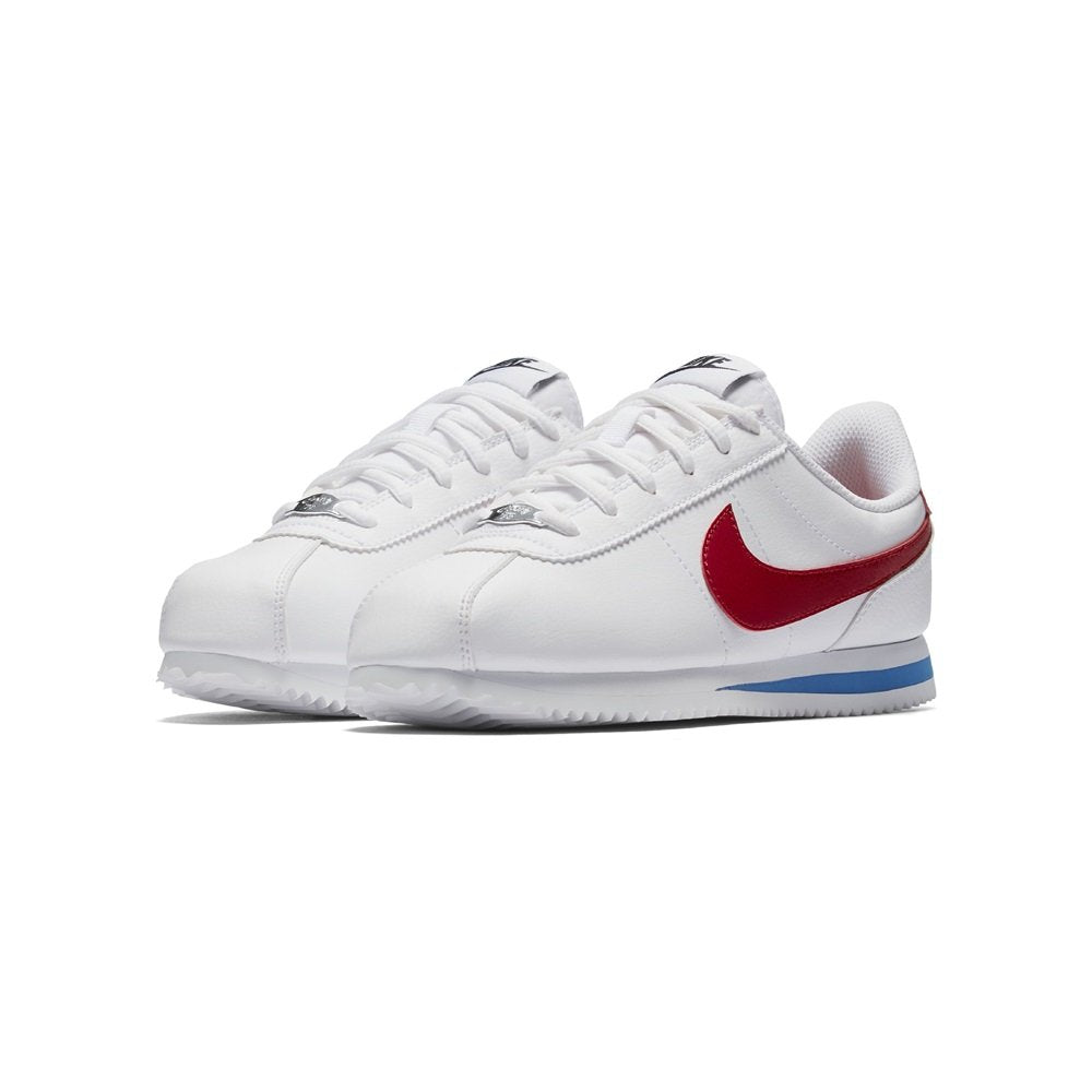 Nike Cortez Basic SL Forrest Gump GS (White Red)