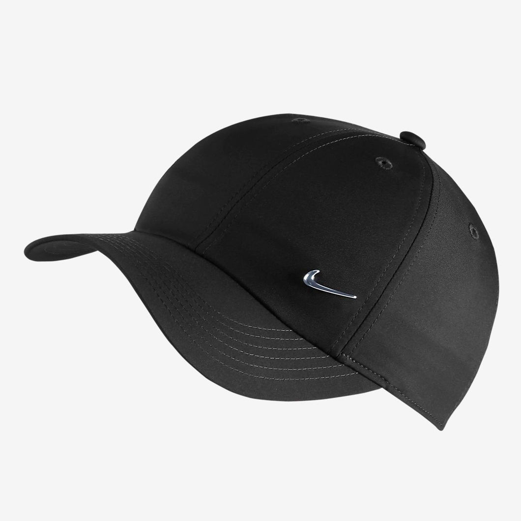 Nike Heritage 86 Cap Dri-Fit (Black-Metallic)