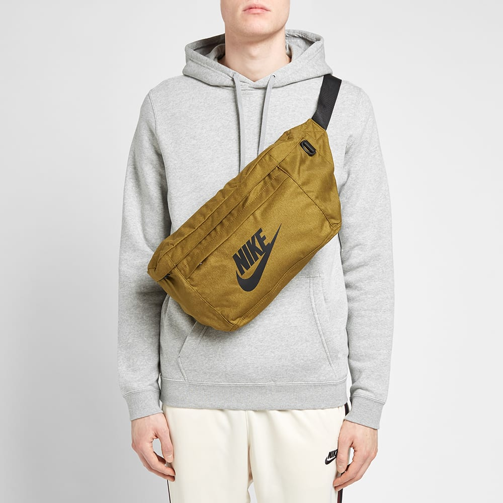 Nike Hip Pack Bag (Olive Flak & Black)