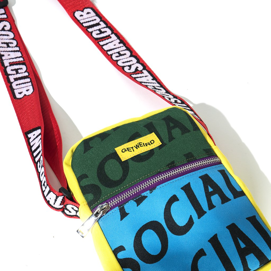 ASSC It's The Remix Side Bag F/W 19 Drop (Multicolor)