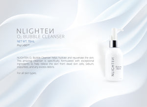 NLIGHTEN O2 Bubble Cleanser