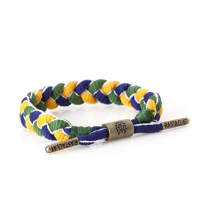 Rastaclat Polo Tri-color