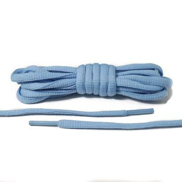 Polo Blue Oval Laces
