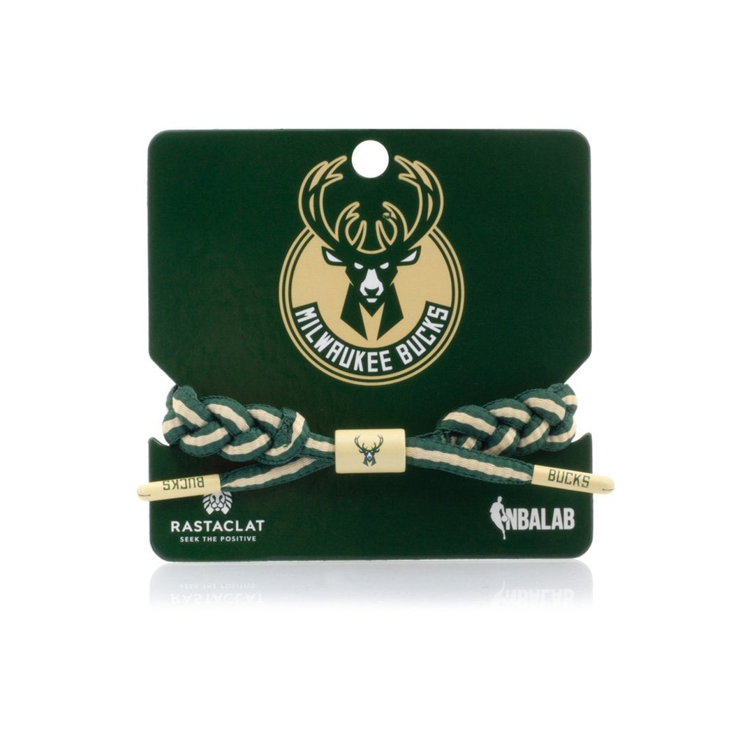 Rastaclat NBA Milwaukee Bucks