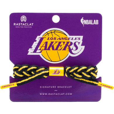 Rastaclat x NBA Los Angeles Lakers Home (Black Mamba Jersey)