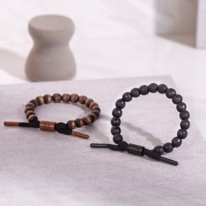 "Rastaclat ""Karma"" Beaded Bracelet with box"