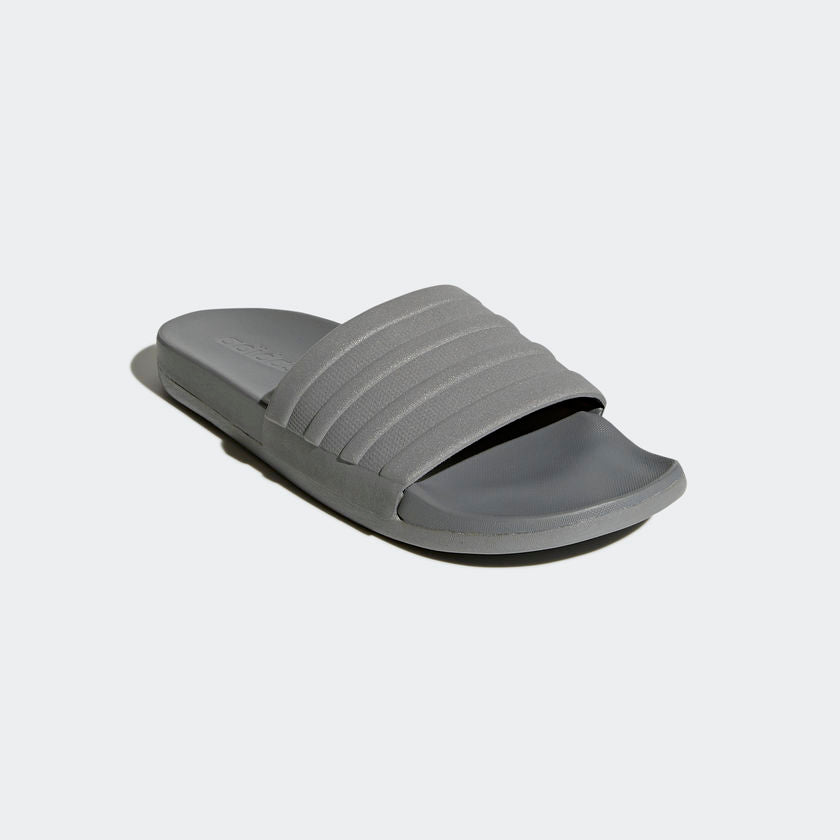 Adilette Cloudfoam Plus Mono Slides (Grey)