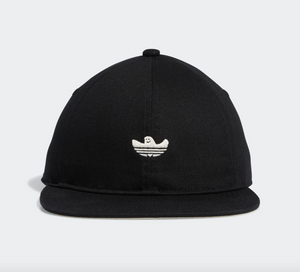 Adidas Six Panel 'Shmoo' Cap in Black
