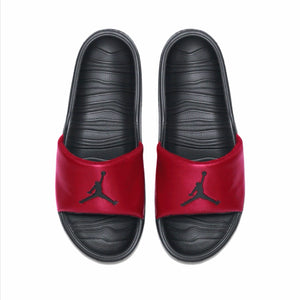 "Air Jordan Break Slides ""BREDS"" (Gym Red/Black)(AR6374-603)"