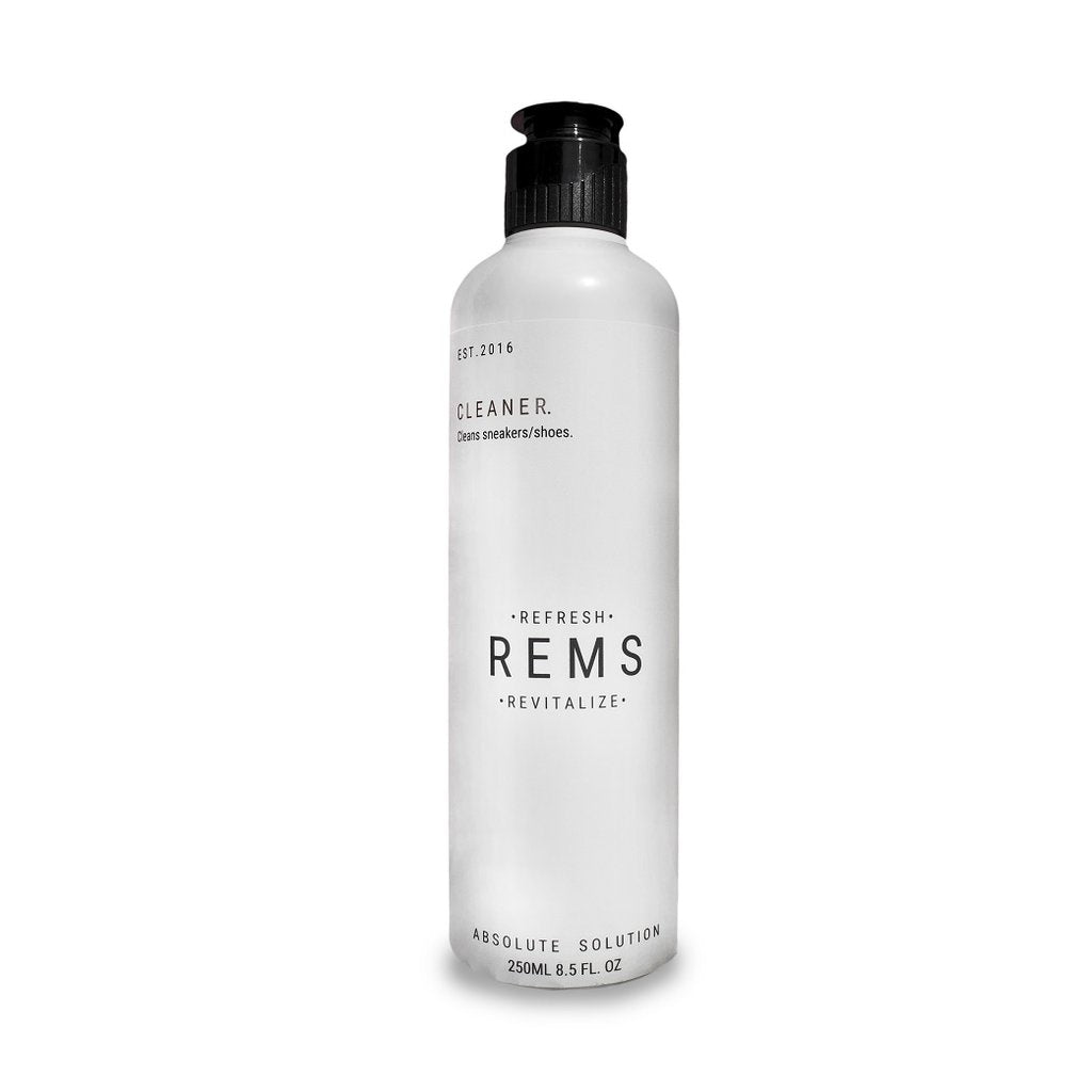 REM'S SHOE CLEANER (250ML)