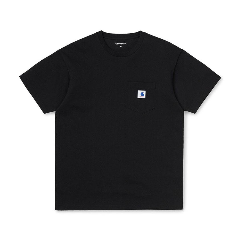 Carhartt WIP x Sophnet Pocket Tee (Black)(Relaxed Fit)