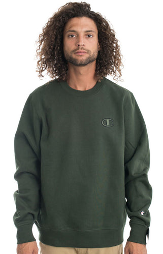 (PRE ORDER) Champion Super Fleece 2.0 Crewneck (Spruce Pine Green)(NO CASH ON DELIVERY - ALL ORDERS MUST BE PAID FULL IN ADVANCE)