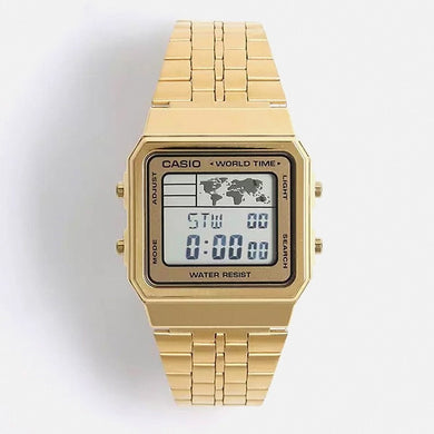 Casio Square Digital Watch A500WGA-9DF