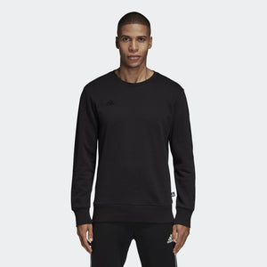Adidas Tango Crew Sweatshirt (Black)(asian size)