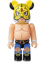 100% BE@RBRICK Tiger Mask Artist (Series 34)