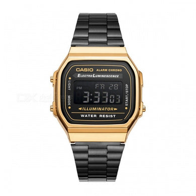 Casio Vintage Digital A168WEGB-1B
