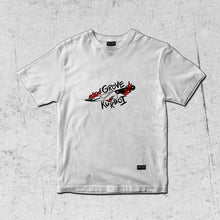 "Grove x Kurboi ""AGAINST THE WORLD"" (White)"