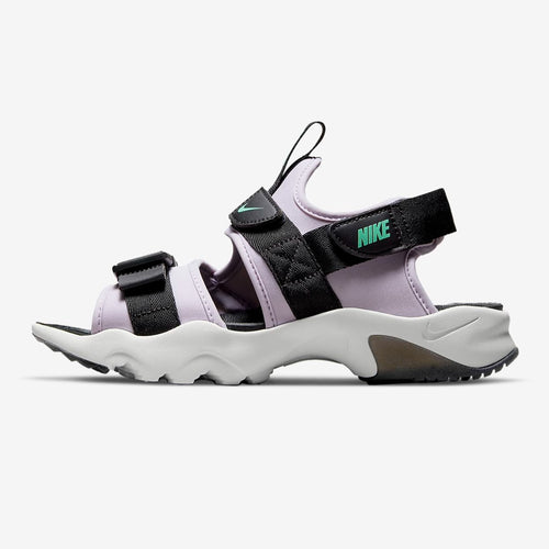 Women's Nike Canyon Sandals (Infinite Lilac/White/Black)(CV5515-500)