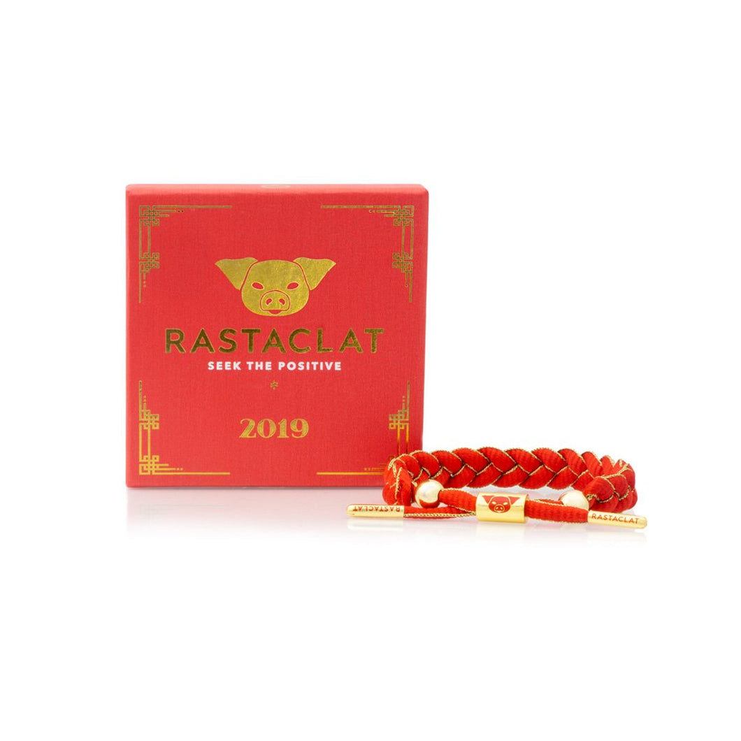 Rastaclat Year of the Pig 2019