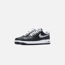 "Men's Nike Air Force 1 LV8 ""SWOOSH"" Pack (Black/Wolf Grey)(CJ8731-001)"