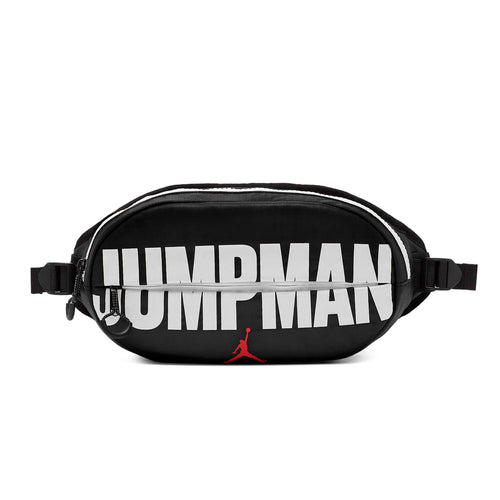 AIR JORDAN Ambassador Crossbody Bag (Black)(9A0284-023)