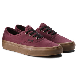 Vans Authentic Gumsole (Catawba Grape) 12bcd2953