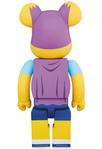 100% BE@RBRICK Bartman (The Simpsons)