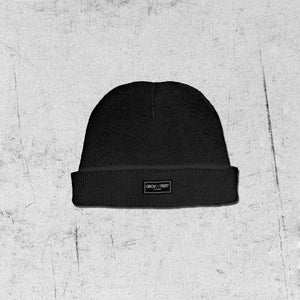 "Grove ""FISHER BEANIE"" (Black)"