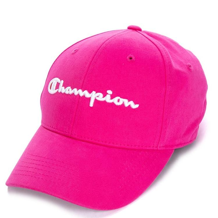 Champion Classic Twill Strapback Dad Hat (Pink)(onhand)