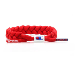 Champion x Rastaclat Red with Hangtag