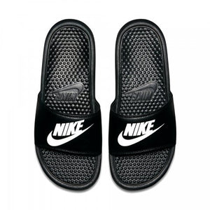 "Nike Benassi ""Just Do It"" Classic Black & White"