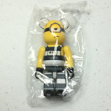 100% BE@RBRICK Despicable Me Prisoner Minion (Secret Bearbrick 1/192) (Series 34)