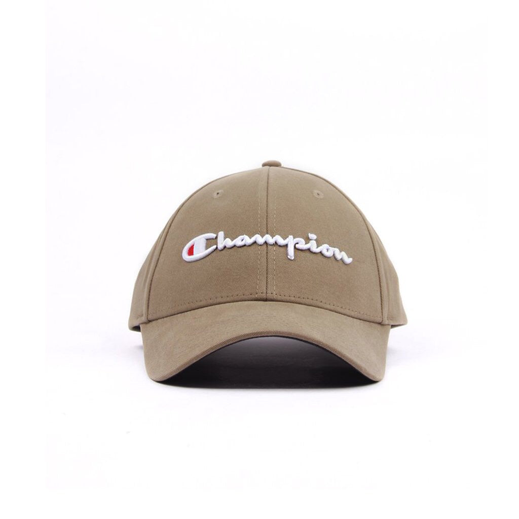 Champion Classic Twill Strapback Dad Hat (Mission Green)(onhand)