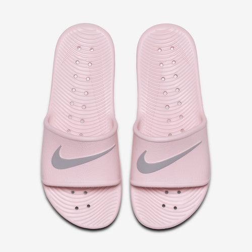 Women's Nike Kawa Shower Slides (Arctic Pink)(832655-601)