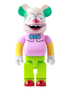 100% BE@RBRICK Krusty the Clown (The Simpsons)