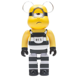 Be@rbrick x Despicable Me | Mel Prisoner 400%