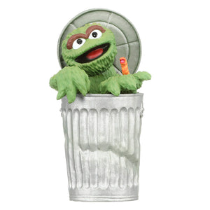 Medicom Toy Sesame Street: Oscar the Grouch Ultra Detail Figure