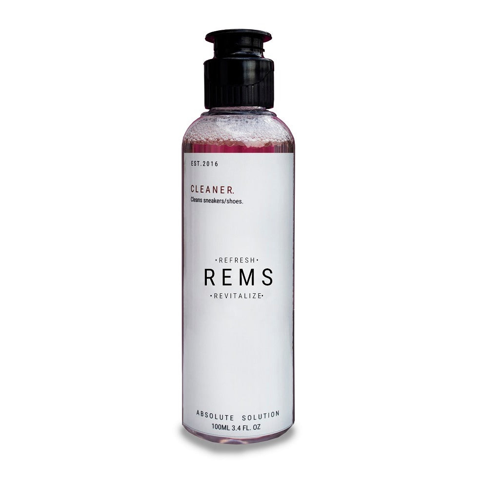 REM'S SHOE CLEANER (100ML)