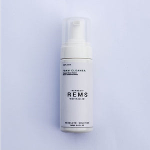 REM'S FOAM CLEANER (160ML)