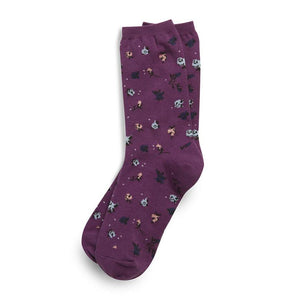 Richer Poorer: Rosey - Purple (Womens)