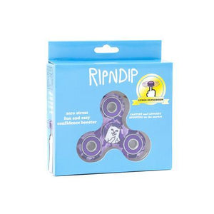 RIPNDIP Lord Nermal Spinner Purple Camouflage