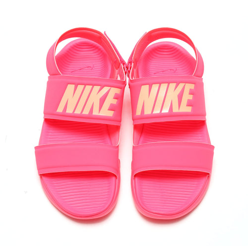 Women's Nike Tanjun Sandals (Racer Pink/Sunset Glow)(882694-600)