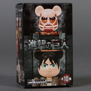 Attack on Titan Bearbrick 100% BLIND BOX