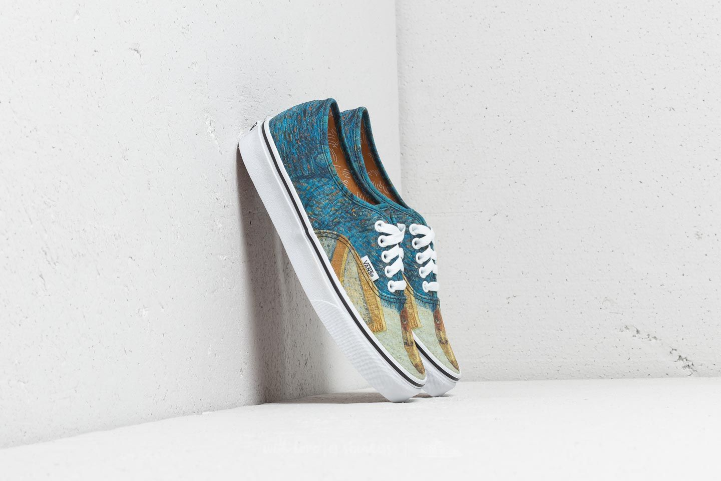 VAN x Vincent Van Gogh Museum Authentic Self Portrait Sneakers