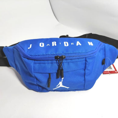 Air Jordan Jumpman Crossbody Bag (Hyper Royal)