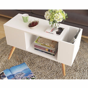 Modern Side Table End Table for Bedroom
