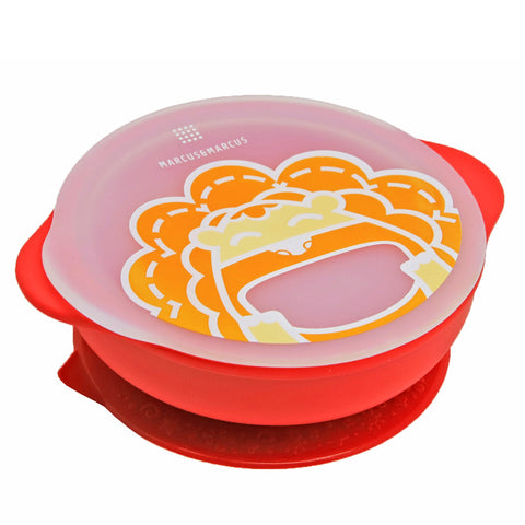 Marcus & Marcus Suction Bowl with Lid - Marcus