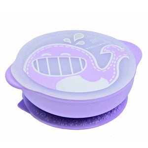 Marcus & Marcus Suction Bowl with Lid - Willo