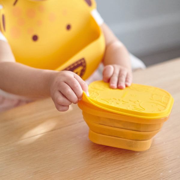 Marcus & Marcus Collapsible Snack Container - Lola