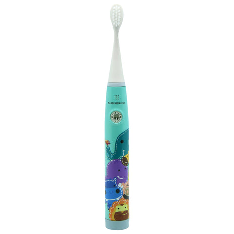 Marcus & Marcus Kids Sonic Electric Toothbrush - Blue - Marcus & Marcus